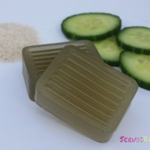 Cucumber & Clay Facial Soap
