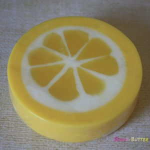 Lemon Slice Glycerin Soap