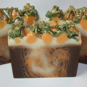 Pumpkin Patch Handmade Soap