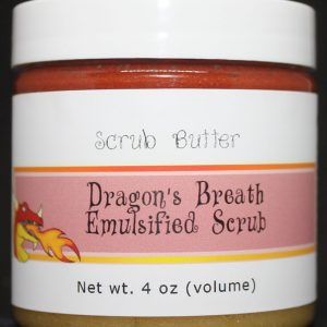 Dragon's Breath Body Polish