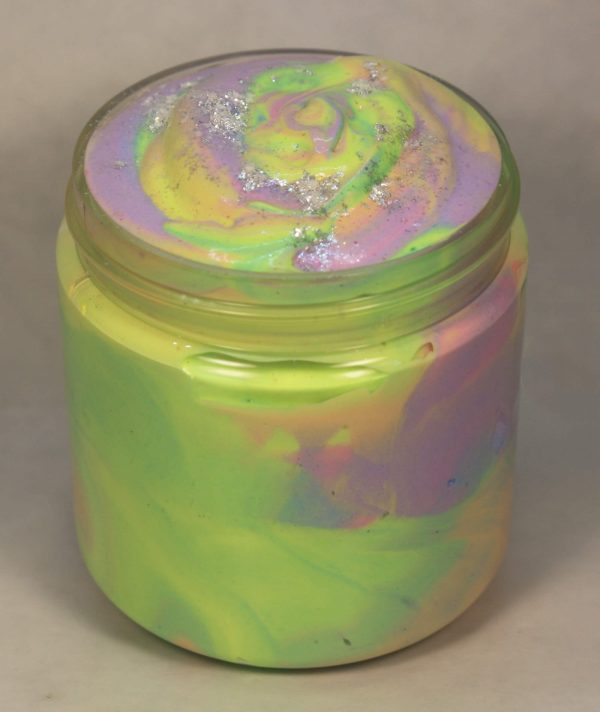 Unicorn Sparkle Whipped Body Frosting Soap