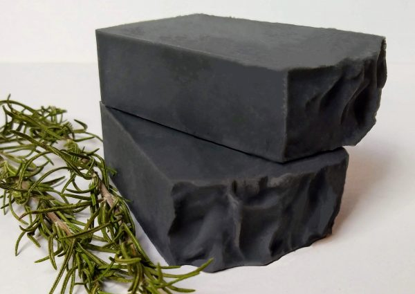 Activated Charcoal & Tea Tree Face & Blemish Soap